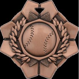 Imperial Medal - Baseball
